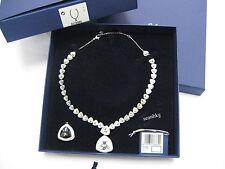 Swarovski Begin Collar Necklace, 3 looks in 1, Crystal Authentic MIB 5076880
