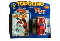 Il BIG FOOT di Topolino -  DISNEY -TOPOLINO n° 2627 - GADGET SIGILLATO Nuovo