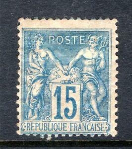 FRANCE Stamp Lot #31: Scott #103, 1898-1900, Mint MH OG