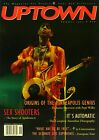 UPTOWN #18 ★ The best PRINCE magazine, Summer 1995 • Per Nilsen & Co. + free CD!