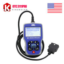 OBD2 Code Reader OTC 3111PRO OBDII/CAN/ABS/Airbag Scanner Diagnostic Scan Tool