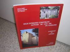 1998.Langeais.Loches.donjons construits Touraine.moyen age.archéologie