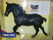 Breyer Model Horses Black Draft Horse Cedarfarm Wixom