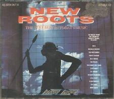 New Roots - Ry Cooder/Enya/Billy Bragg/Lyle Lovett Box 2X CD EX