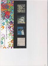 2000 confezione di presentazione di Royal Mail ARTE E ARTIGIANATO