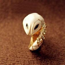 Gift Snake Ring Drip Ring Jewelry ​1 Pcs White Women Fashion Rhinestones Elegant