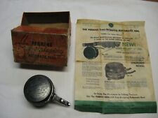 New listing vintage used Perrine model 50 fly casting fishing reel and box