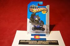 Hot Wheels - Ducati Diavel - 2013 Hw City - Street Power - 9/250 1:64 Blue
