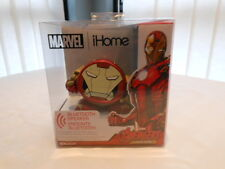 MARVEL AVENGERS IRON MAN RECHARGEABLE BLUETOOTH SPEAKER NIB