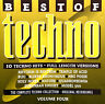 Compilation CD Best Of Techno Volume Four - UK (EX/VG+)