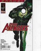 DARK AVENGERS ANNUAL #1 MARVEL COMICS 2009 BENDIS BAGGED & BOARDED