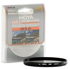 Hoya HRT 77MM Circular Polarizing + UV Filter, London
