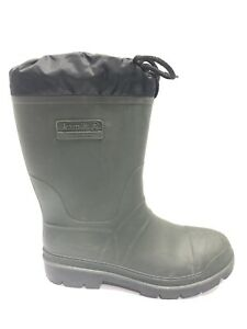 Kamik Men's Forester, Winter Snow Boots, Size 11M.