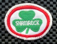 "SHAMROCK EMBROIDERED SEW ON PATCH IRISH 3 LEAF CLOVER COLLECTIBLE 2 1/2"" x 2"""