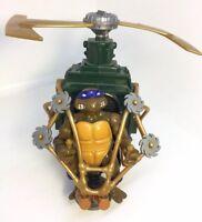 Teenage Mutant Ninja Turtles Helicopter Donatello TMNT Toy Action Figure