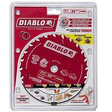 Diablo CORDLESS CIRCULAR SAW BLADE 184mm Ultra-Thin 24-Teeth, 20mm Arbor,Carbide