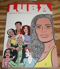 trade paperback Luba The Book of Ofelia nm/m 9.8