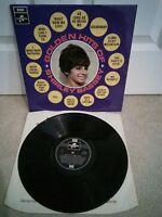 "Shirley Bassey Golden Hits Of Shirley Bassey Vinyl 12"" LP Album SCX 6294"