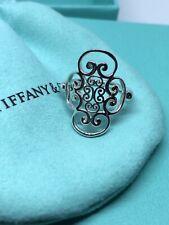 Tiffany &Co. Woman's Paloma Picasso Goldoni Quadruplo Ring Sz 8