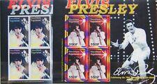 TOGO 2006 Klb 3328-35 2055-2056 Elvis Presley Musiker Rock n Roll Music Musik **