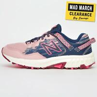 New Balance 410 v6 Women's Premium All-Terrain Trail Running Shoes Pink New 2021