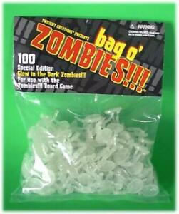 Twilight Creations Boardgame Bag o' Zombies!!! - Glow-in-the-Dark Pack NM