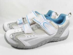 Louis Garneau Multi RX Cycling Shoe Women size 10 White