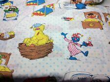 Vintage Sesame Street Twin Sheet Set