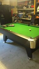 7ft X 4ft Slate Bed Pool Table