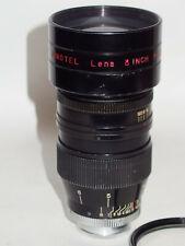 Ichizuka Kinotel 3 inch f:1,5 C-mount movie lens Telephoto cine for 16mm movie