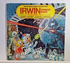 Irwin the Dynamic Duck Strikes Back 1980 Album (Star Wars Parody)