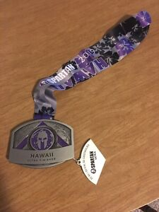 Spartan Race Hawaii Ultra Buckle Medal 2019