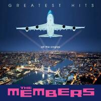 THE MEMBERS - GREATEST HITS   CD NEW!