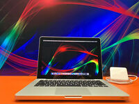 Apple Macbook Pro 13 | PRE-RETINA | Intel | 8GB RAM | 1TB | MacOS 2016