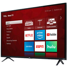 TCL 32S325 32-Inch  3-Series 720p HD Roku Smart TV w/ Dual-Band Wi-Fi & Alexa
