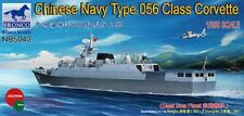 Bronco 1/350 Scale Chinese Navy Type 056 Class Corvette Kit No. NB5042