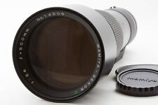 **NEAR MINT** MAMIYA-SEKOR C 500mm F/5.6 for MAMIYA 645 From JAPAN #1219
