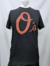 "New '47 Baltimore Orioles Men's Short Sleeve ""Orange O's"" T-Shirt, Large"