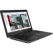 15.6 inch FHD Workstation Laptop HP Zbook 15 G3 Core i7-6820HQ 8GB RAM 256GB SSD