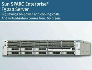 SUN SPARC T5220 SERVER 8 CORE 1.2Ghz/32Gb/2x146Gb