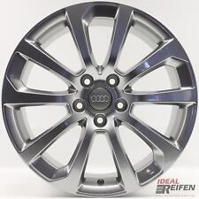 4 Original Audi A3 S3 8P 18 Zoll Alufelgen 8P0071498A 7,5x18 ET54 Felgen NEU
