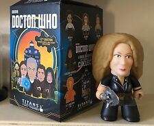 """Titans - Doctor Who 12th Doctor """"Heaven Sent & Hell Bent"""" - River Song Figure"""