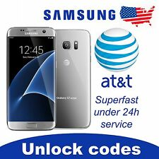UNLOCK SERVICE/CODE AT&T ATT SAMSUNG GALAXY S6 S7 EDGE S8 +PLUS NOTE8 CLEAN IMEI