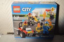 BOITE DE JEU LEGO CITY NEUF 60088  STARTER SET GAME