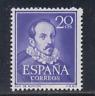 ESPAÑA (1950) MNH NUEVO SIN FIJASELLOS SPAIN - EDIFIL 1074 (20 cts) - LOTE 2