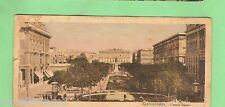 EGYPT  MILITARY POSTCARD -  1918, ON ACTIVE SERVICE, CONSULS SQUARE
