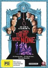 Agatha Christie's... And Then There Were None (1974) NEW R4 DVD