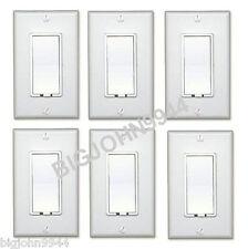 Six Pack X10 WS12A / RWS17 Decorator Switch W/Soft Start Factory Fresh