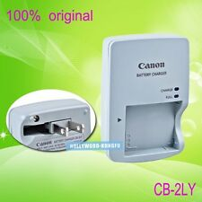 Genuine Canon CB-2LY Charger for Canon NB-6L NB-6LH Battery PowerShot SD1200 IS