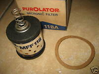 NEW QUALITY DIESEL FUEL FILTER - FITS: BRISTOL GUY LEYLAND FODEN DENNIS GARDINER